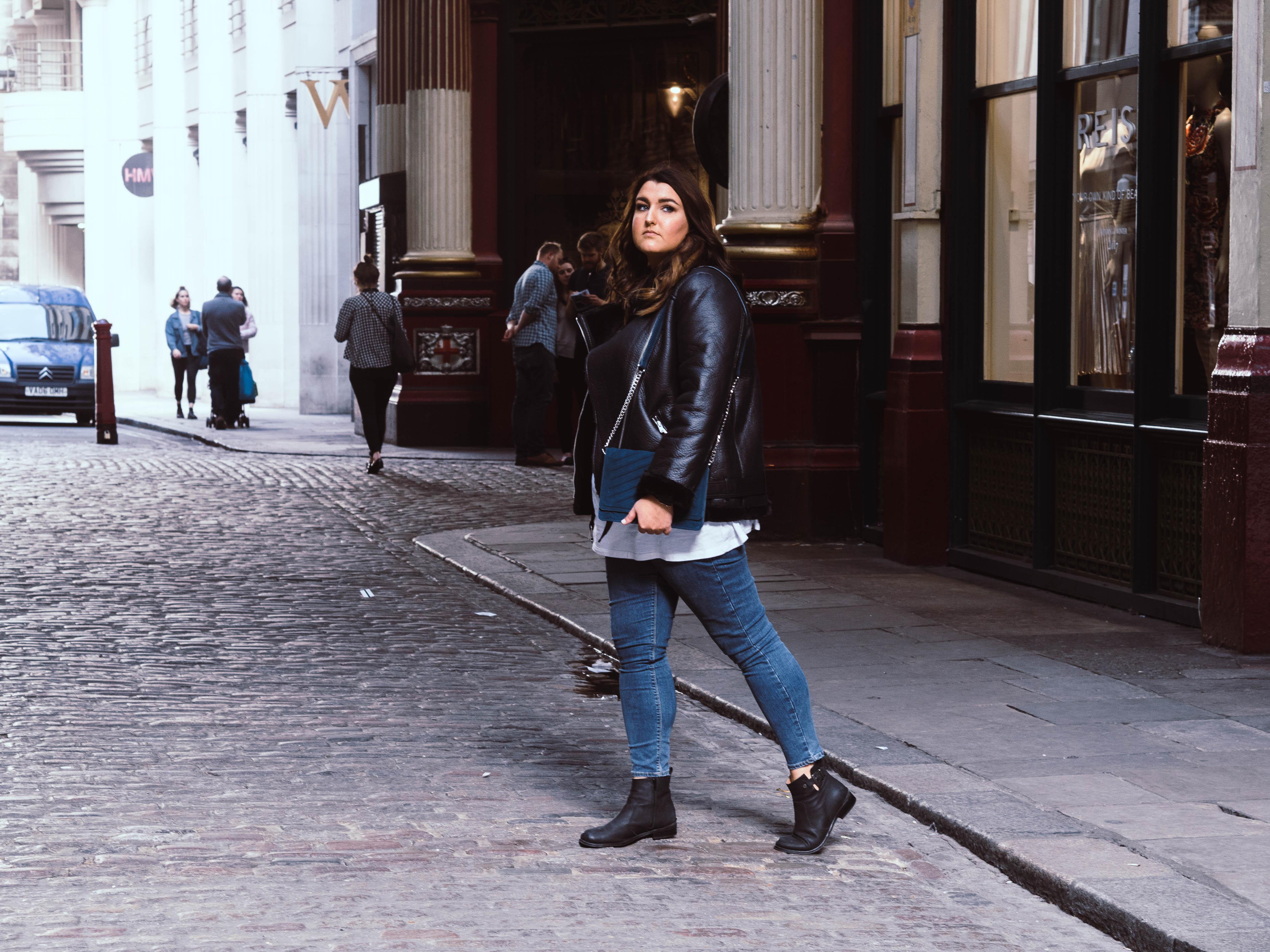 2018 Goals Zara jacket
