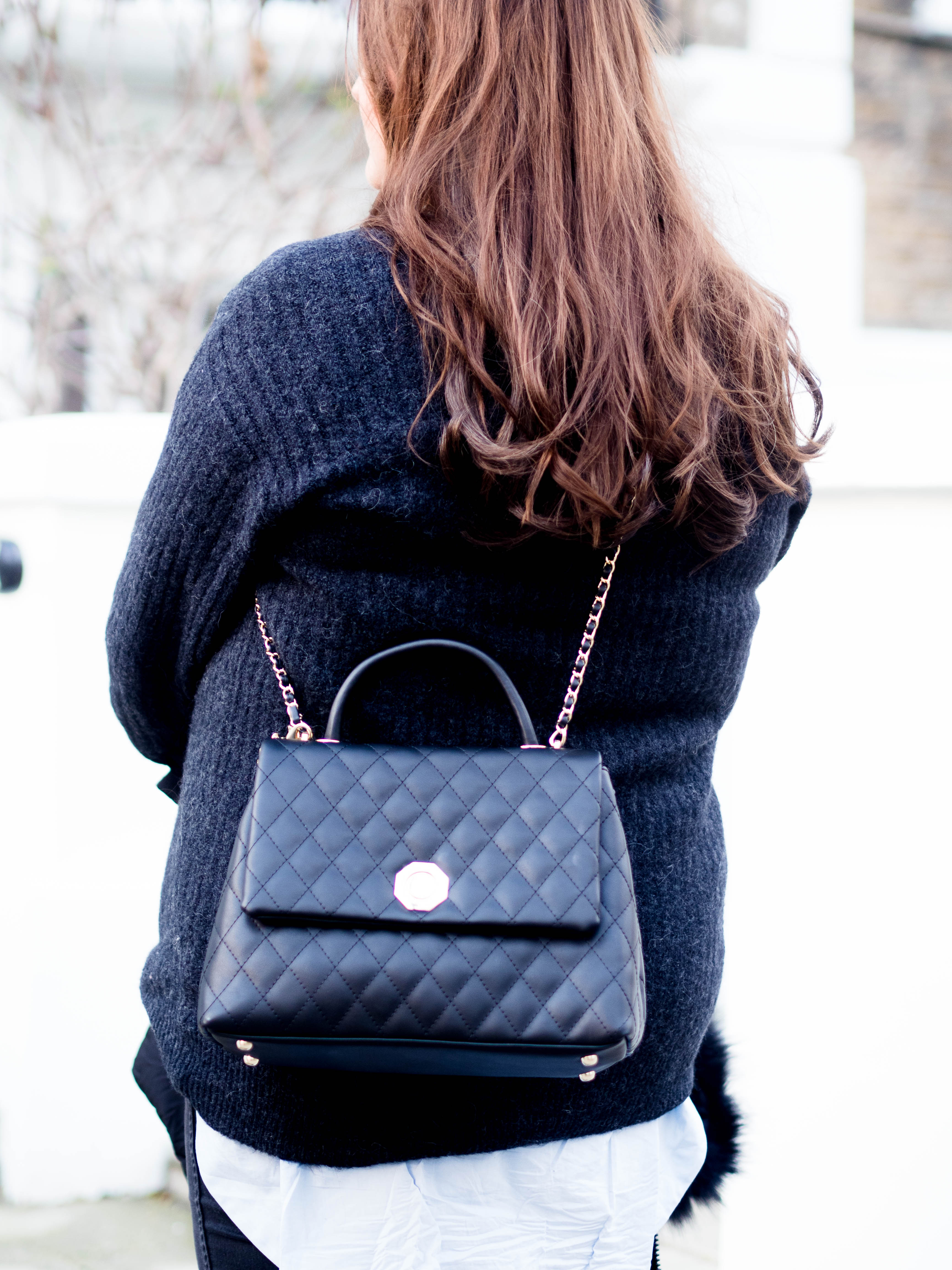 THE bag - Chanel dupe