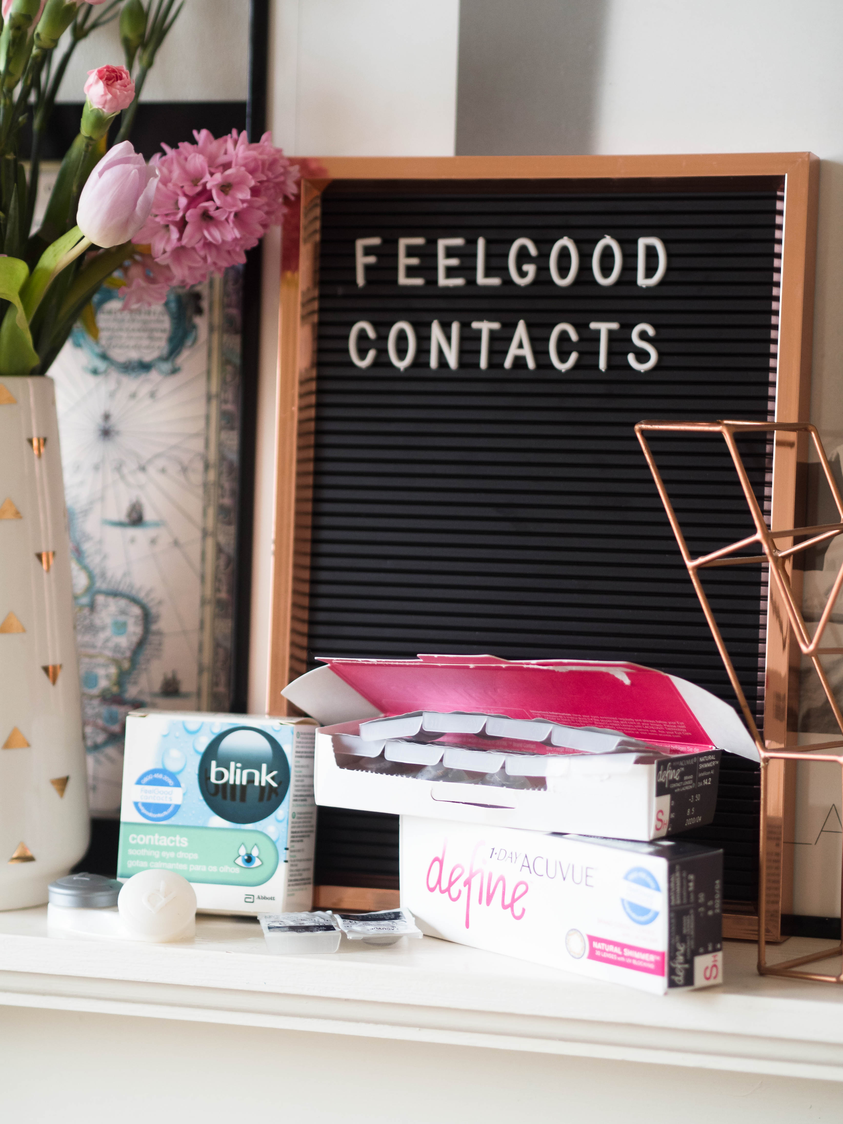 Feel Good Contacts - Natural Shimmer lenses